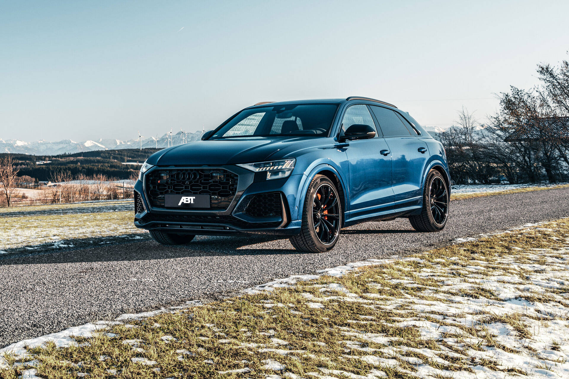 2021 Audi RS Q8 gets ABT power upgrade of up to 690 HP ...