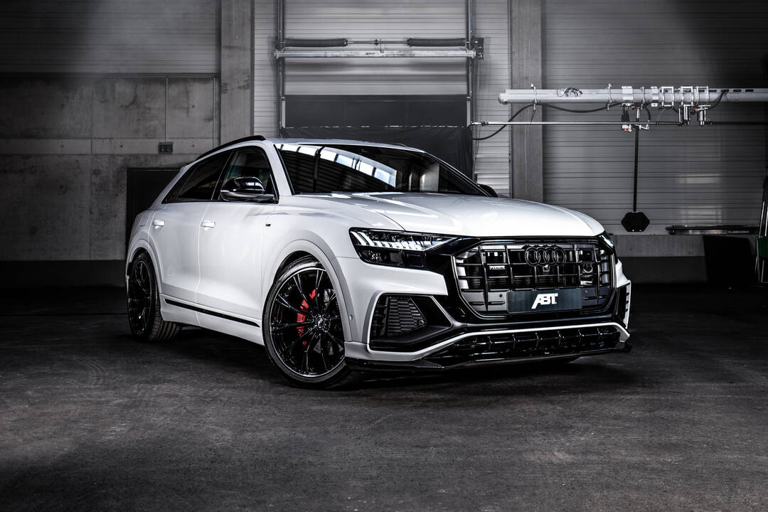 abt presents aerodynamic upgrades    audi  abt sportsline