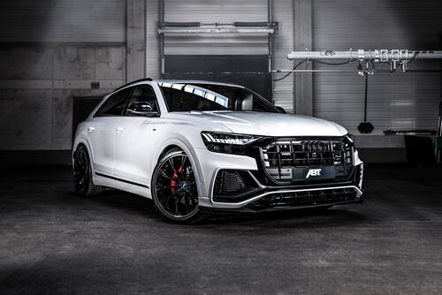 ABT presents aerodynamic upgrades for the 2019 Audi Q8 - ABT Sportsline