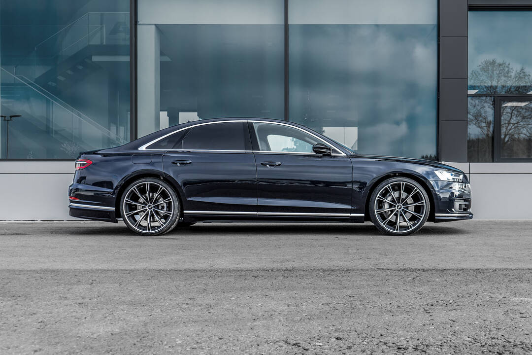 ABT Aerodynamic Package For The 2019 Audi A8 ABT Sportsline