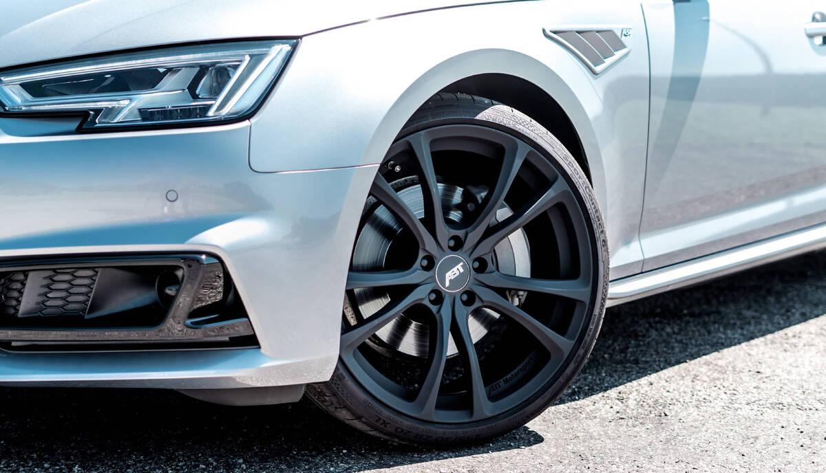 Nowość Audi A4 - ABT Sportsline PO42