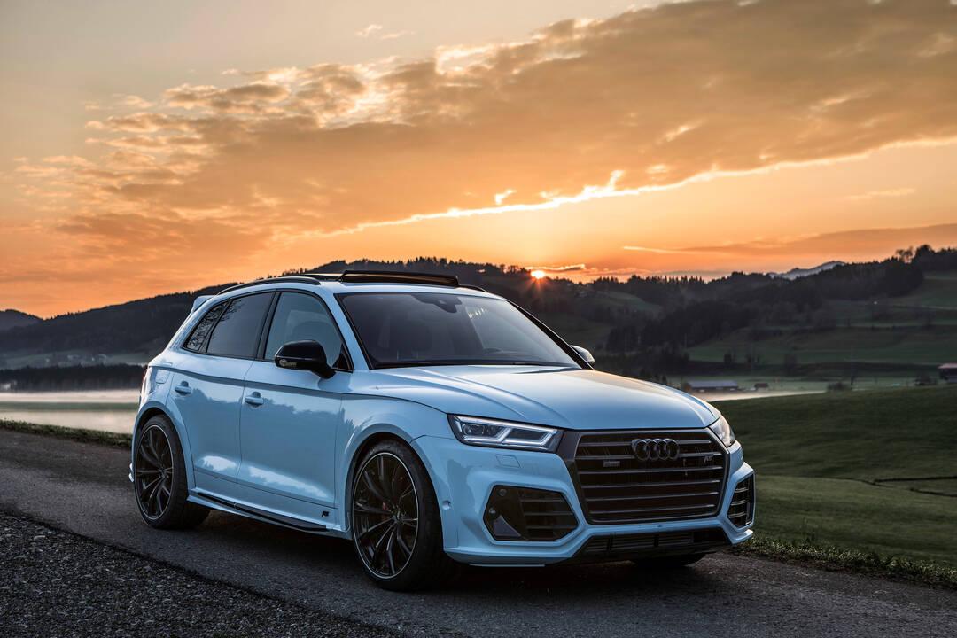 SEMA Show 2018: ABT präsentiert Audi RS5-R und SQ5 ...
