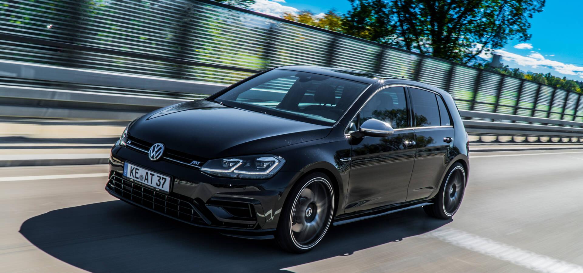 VW Golf - ABT Sportsline