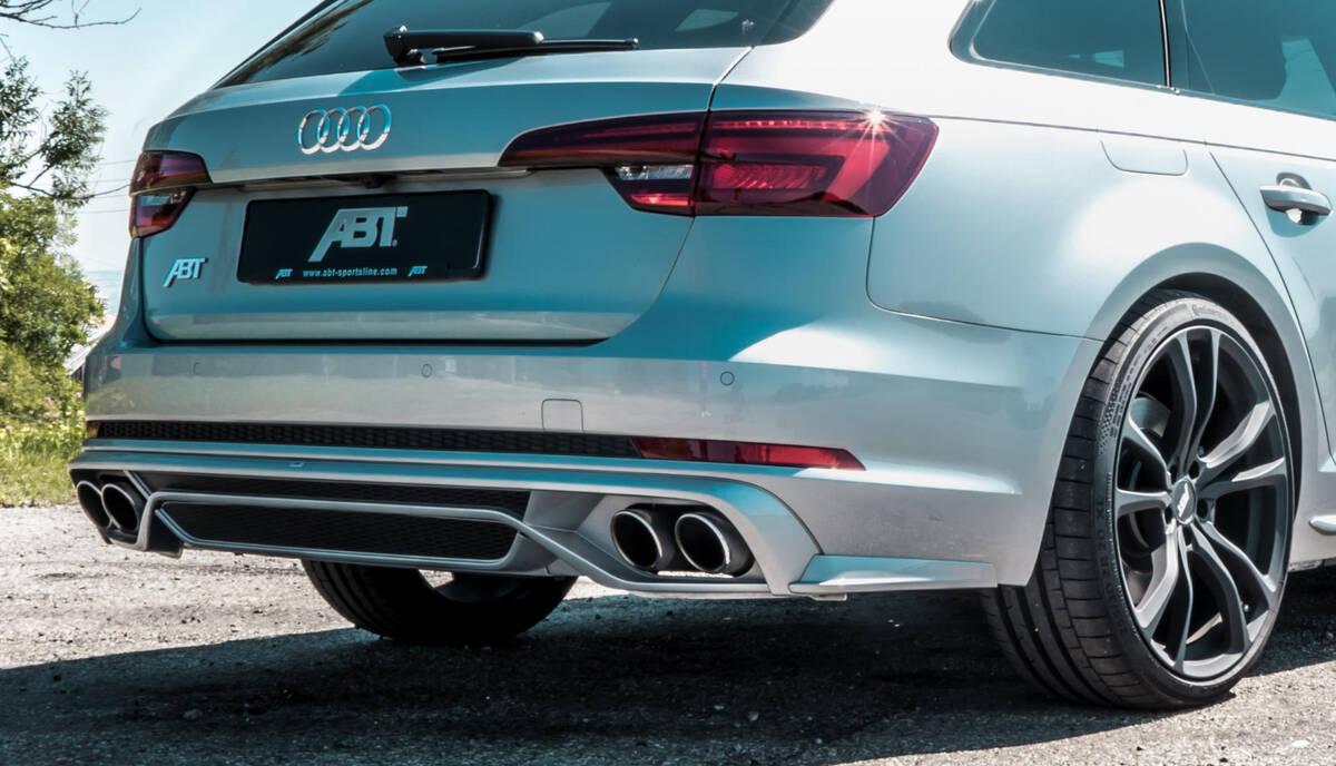 Bardzo dobra Audi A4 - ABT Sportsline GY84