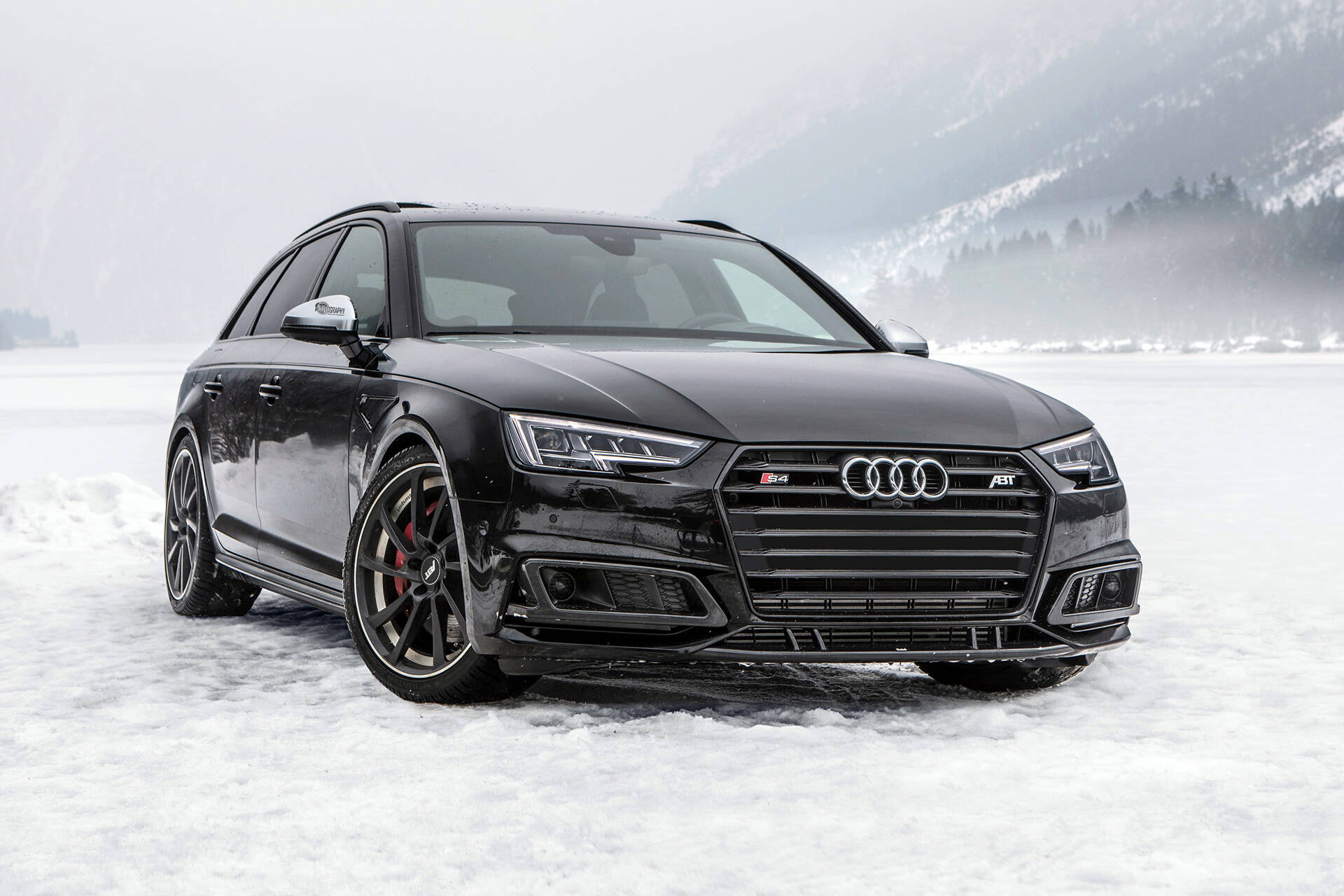 Up To 70 More Horsepower For The Audi S4  B9  With Abt