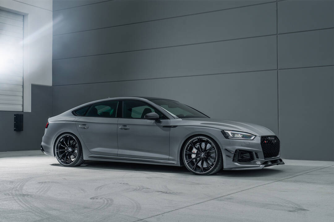 American dream: the first ABT RS5R Sportback is a quot;US citizenquot;  ABT Sportsline