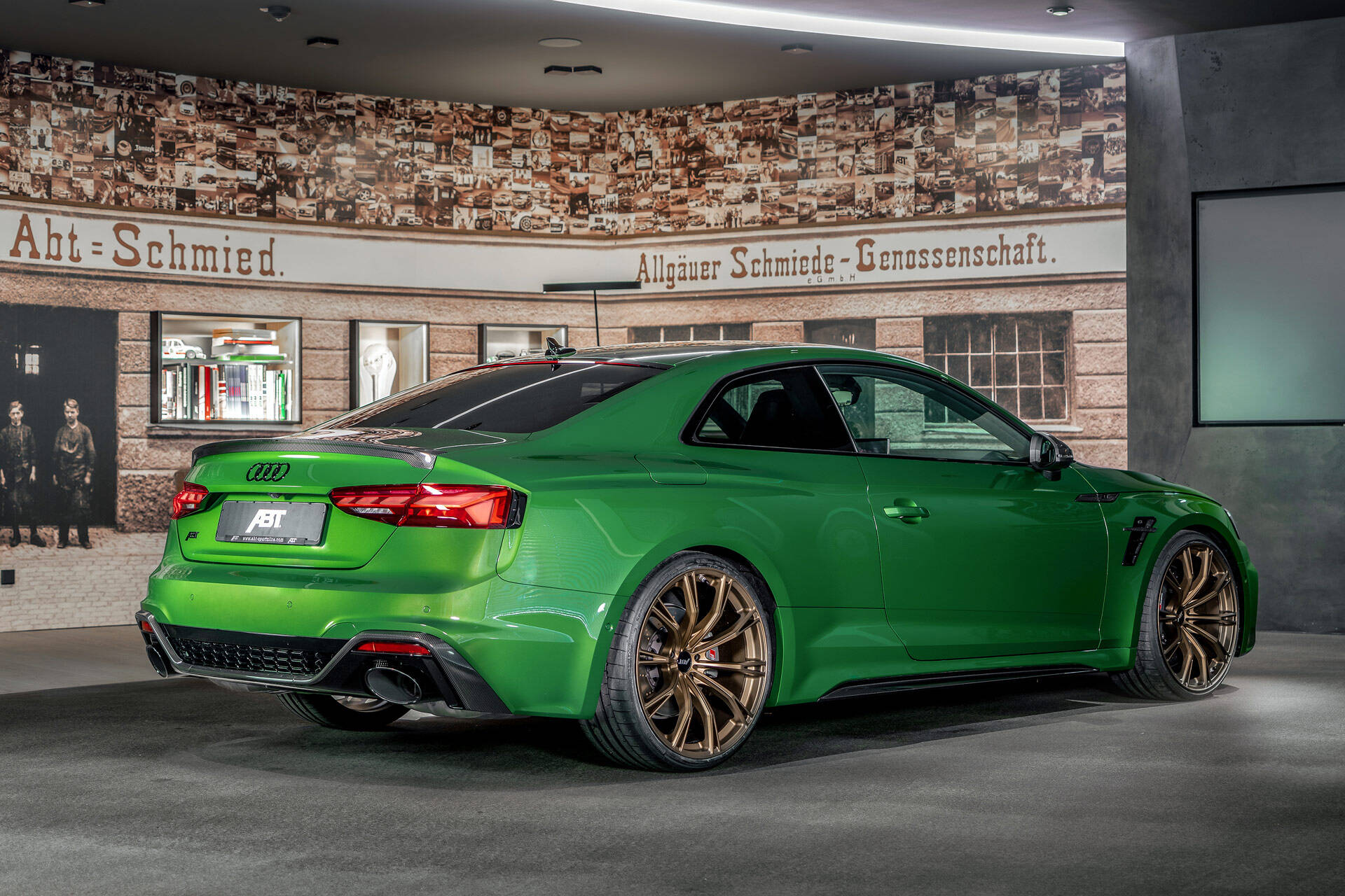 ABT power, wheels and aerodynamic upgrades for 2021 Audi ...