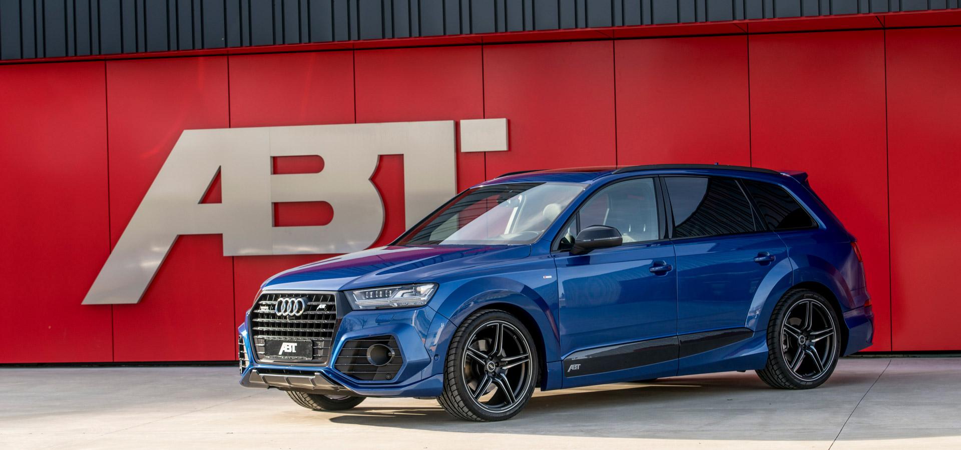 Audi Q7 Abt Sportsline