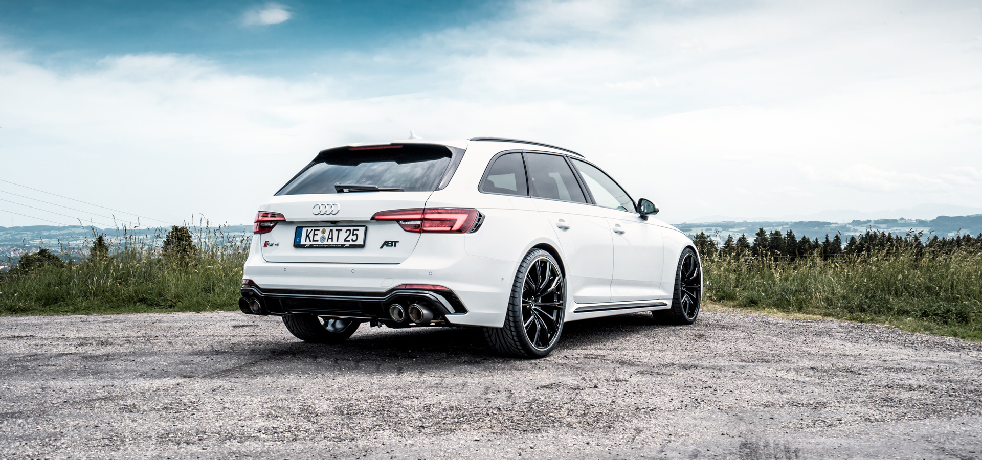 Audi RS4 - ABT Sportsline
