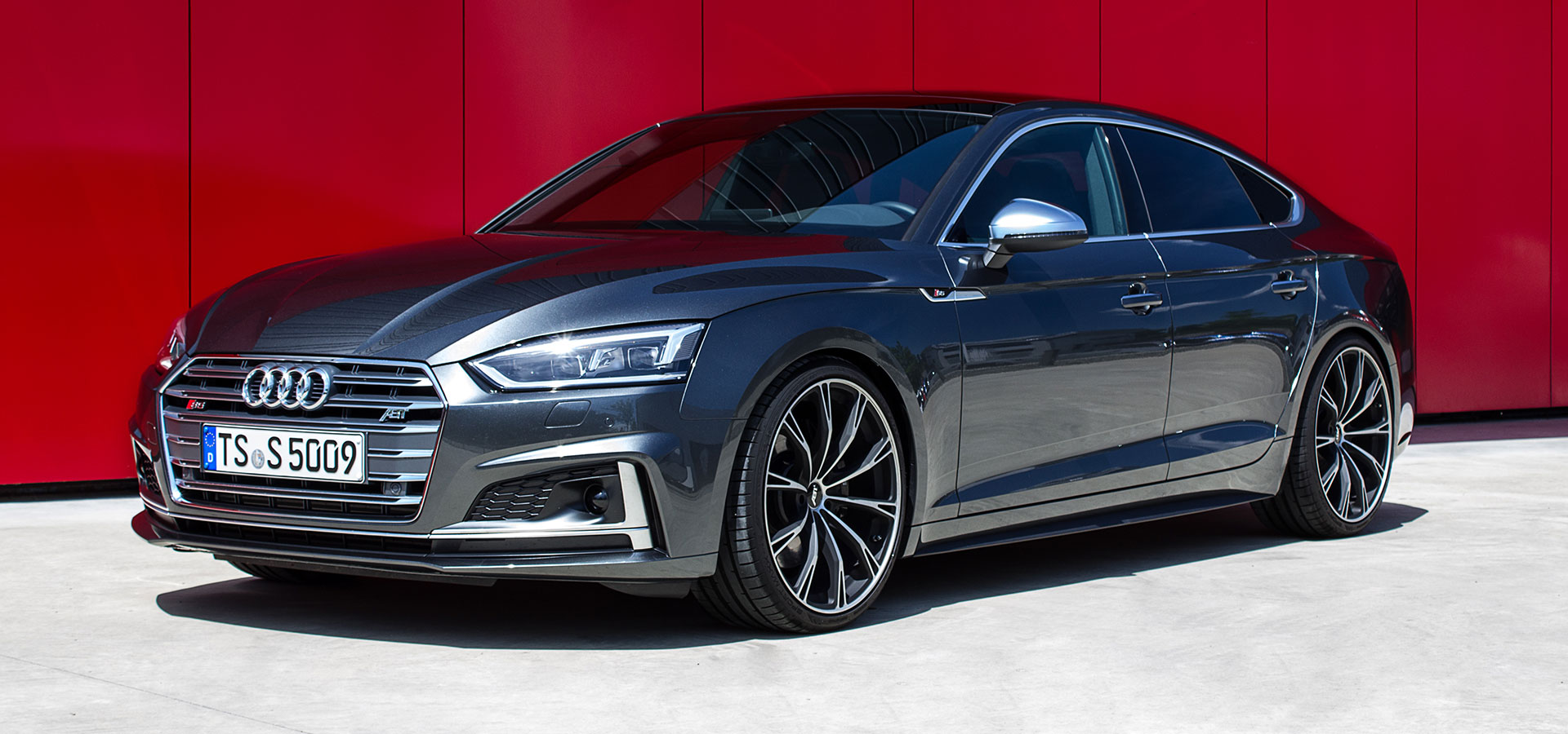 Audi S5 Abt Sportsline
