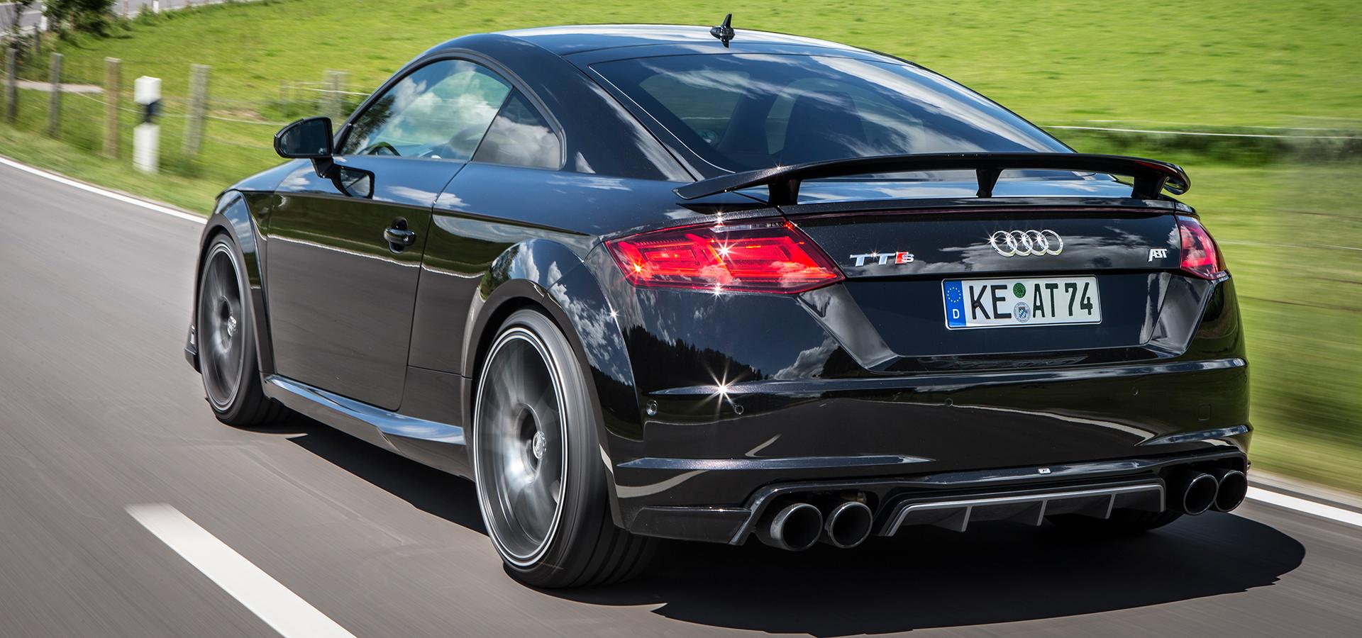 Audi Tts Abt Sportsline