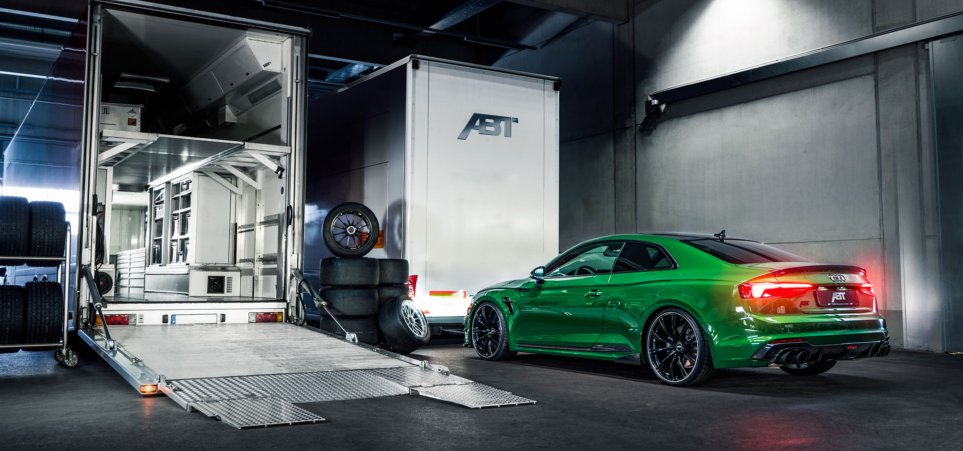 ABT RS5-R - ABT Sportsline