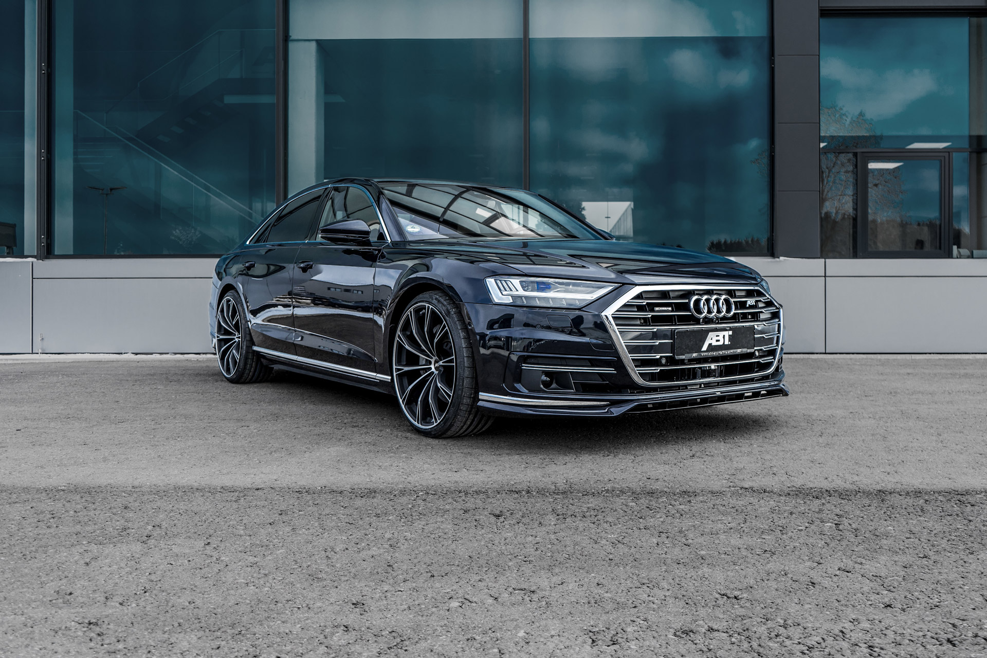 Audi A8 Abt Hd Wallpapers
