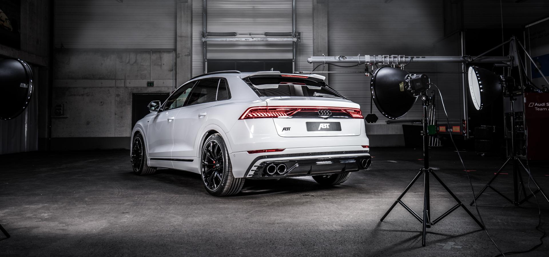 2020 Audi Q8: News, SQ8, RS Q8, Price >> Audi Q8 Abt Sportsline