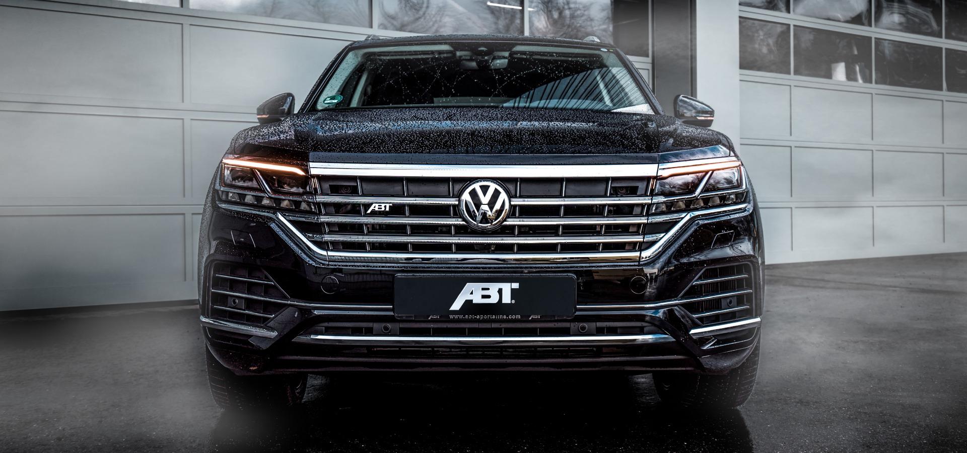 VW Touareg - ABT Sportsline